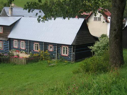 Zdiar Holzhaus