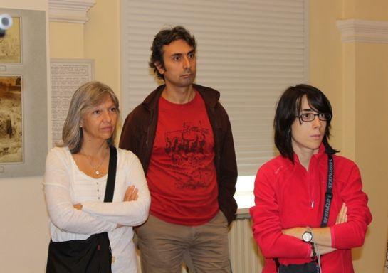 Сельма Ансира (Мексика), Сабри Гюрсес (Турция), Елена Фреда Пиредда (Италия)