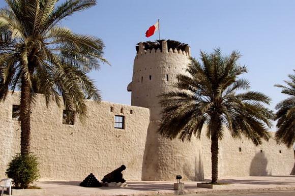 Umm al Kuwien fort
